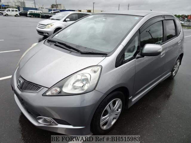 Used 2007 HONDA FIT BH515983 for Sale