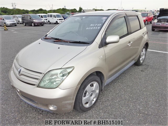 Used 2003 TOYOTA IST BH515101 for Sale