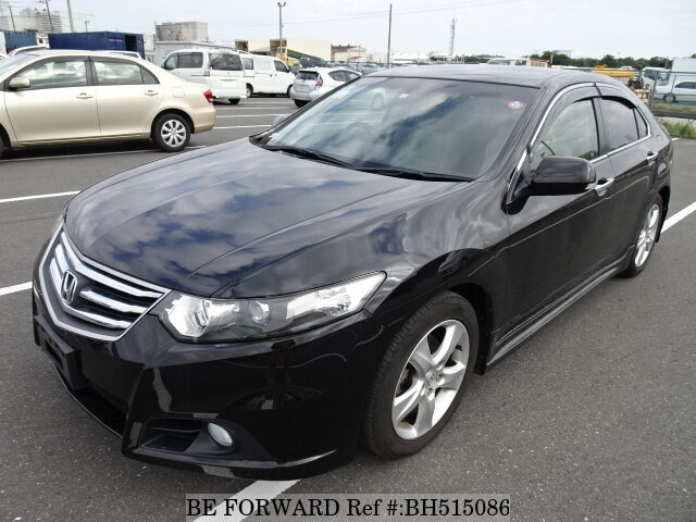 Used 2008 HONDA ACCORD BH515086 for Sale