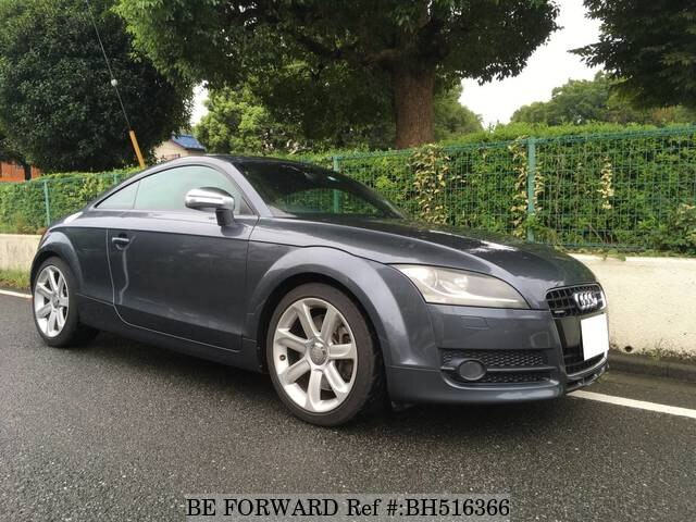 Used 2007 AUDI TT BH516366 for Sale