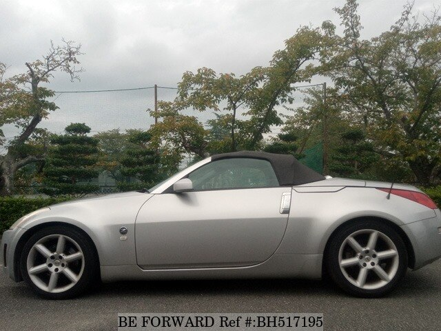 Used 2004 NISSAN FAIRLADY Z BH517195 for Sale