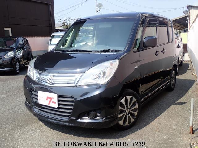 Used 2014 SUZUKI SOLIO BH517239 for Sale