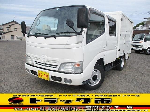 Used 2008 TOYOTA DYNA TRUCK BH517255 for Sale