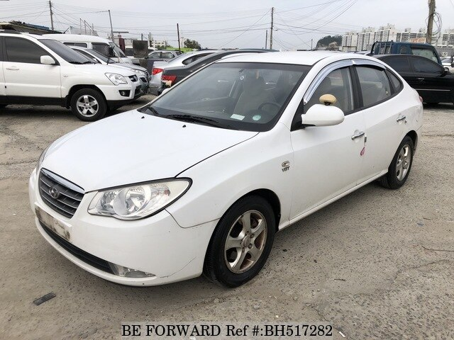 Used 2008 HYUNDAI AVANTE (ELANTRA) BH517282 for Sale