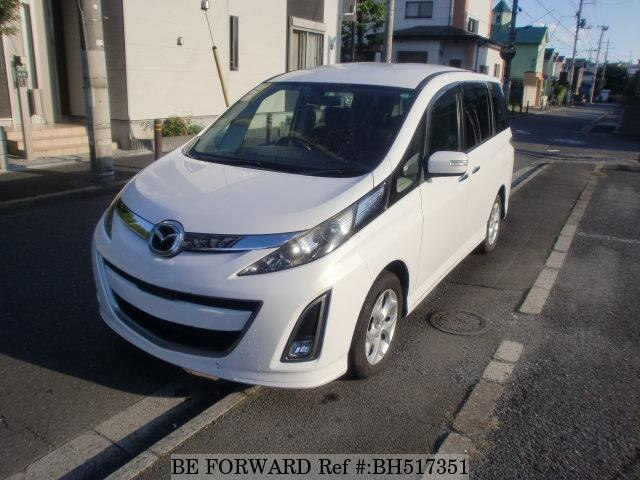 Used 2009 MAZDA BIANTE BH517351 for Sale