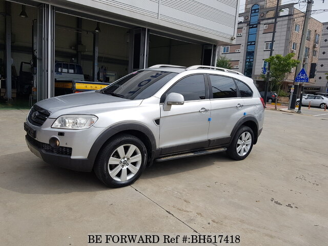 Used 2008 DAEWOO (CHEVROLET) WINSTORM (CAPTIVA) BH517418 for Sale