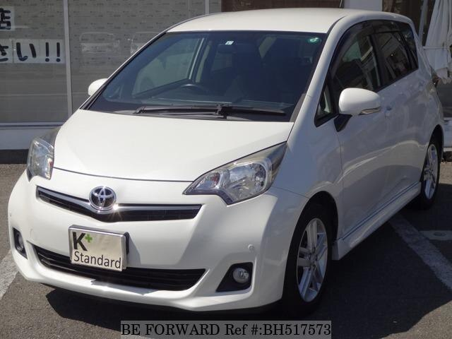 Used 2011 TOYOTA RACTIS BH517573 for Sale