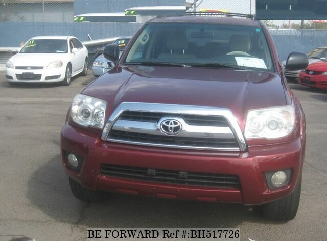 Used 2006 TOYOTA 4RUNNER BH517726 for Sale