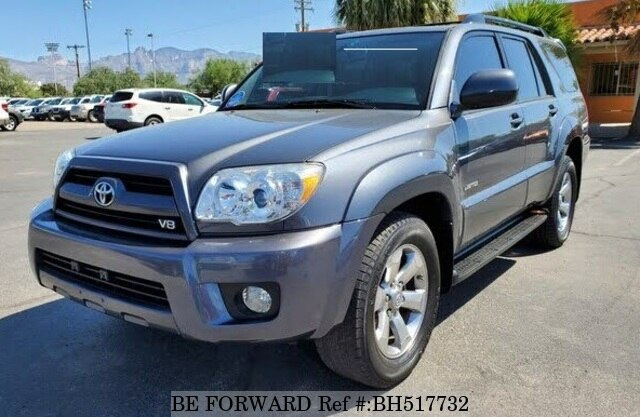Used 2007 TOYOTA 4RUNNER BH517732 for Sale