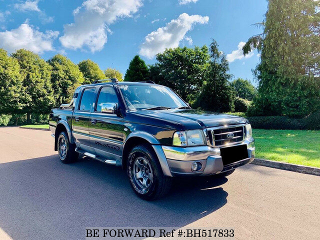 Used 2006 FORD RANGER BH517833 for Sale