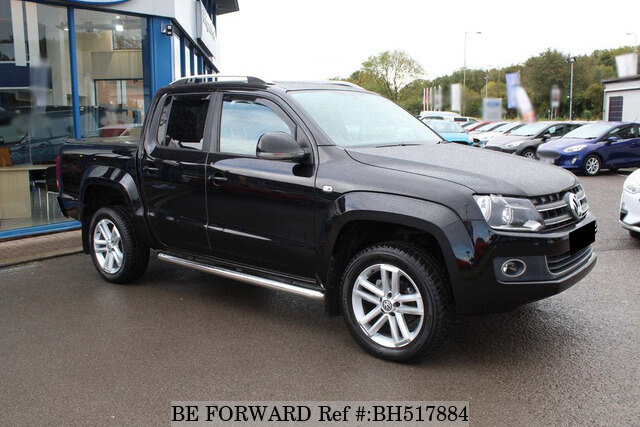 Used 2015 VOLKSWAGEN AMAROK BH517884 for Sale
