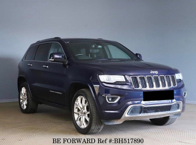 Used 2015 JEEP GRAND CHEROKEE BH517890 for Sale