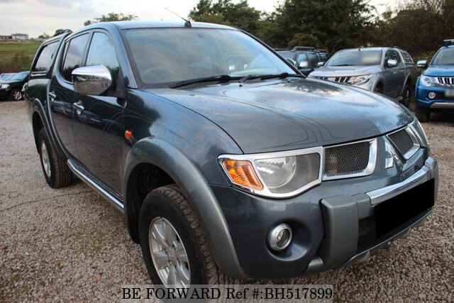 Used 2007 MITSUBISHI L200 BH517899 for Sale