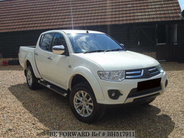 Used 2015 MITSUBISHI L200 BH517911 for Sale