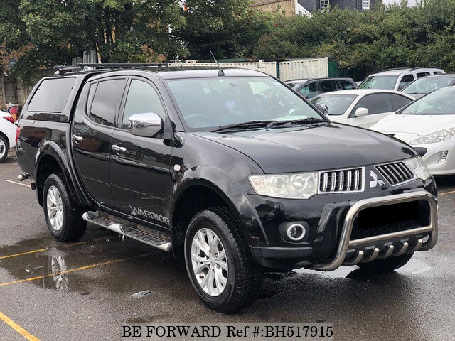 Used 2010 MITSUBISHI L200 BH517915 for Sale