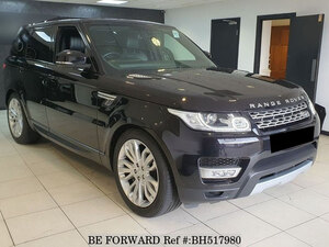 Used 2016 LAND ROVER RANGE ROVER SPORT BH517980 for Sale