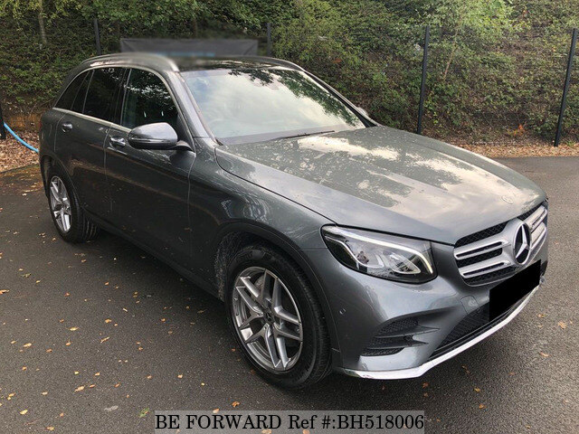 Used 2018 MERCEDES-BENZ GLC-CLASS BH518006 for Sale