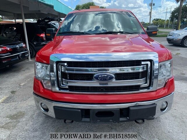 Used 2014 FORD F150 BH518598 for Sale