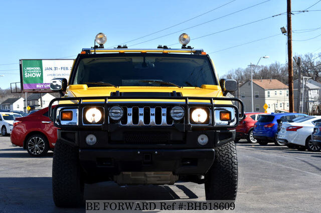 Used 2003 HUMMER H2 BH518609 for Sale