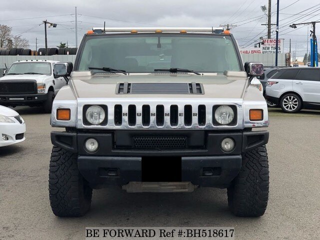 Used 2003 HUMMER H2 BH518617 for Sale