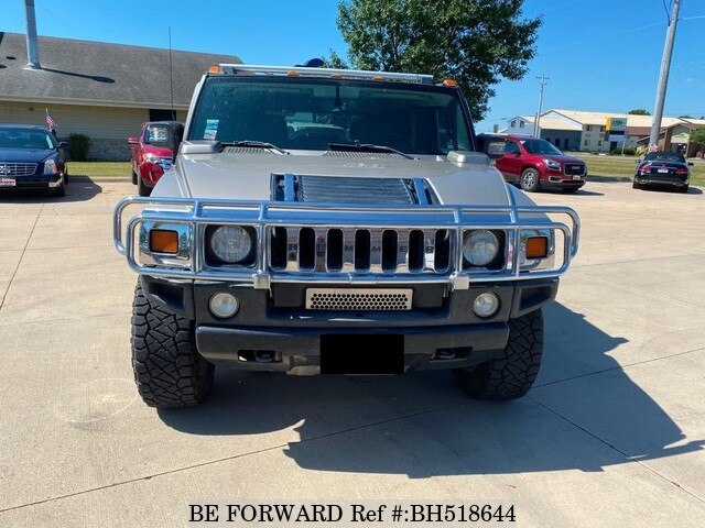 Used 2006 HUMMER H2 BH518644 for Sale