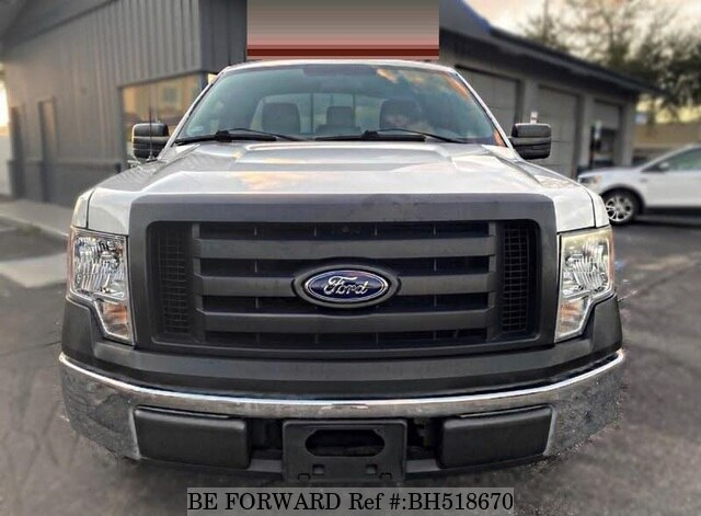 Used 2011 FORD F150 BH518670 for Sale