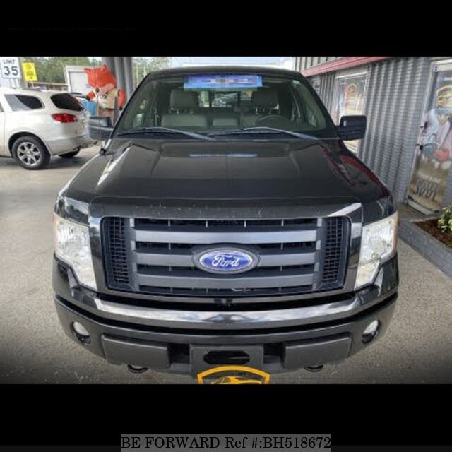 Used 2010 FORD F150 BH518672 for Sale