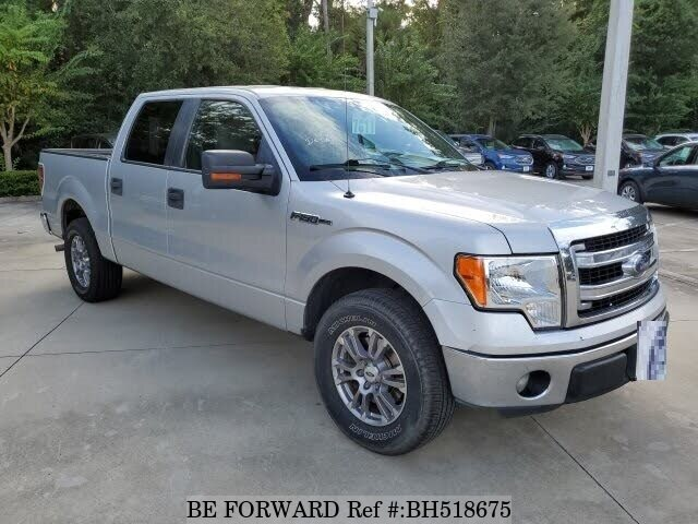 Used 2013 FORD F150 BH518675 for Sale