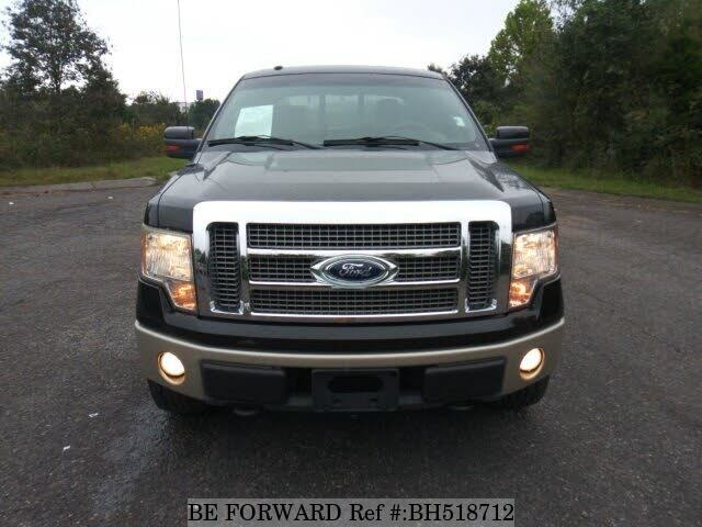 Used 2010 FORD F150 BH518712 for Sale
