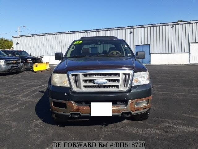 Used 2005 FORD F150 BH518720 for Sale