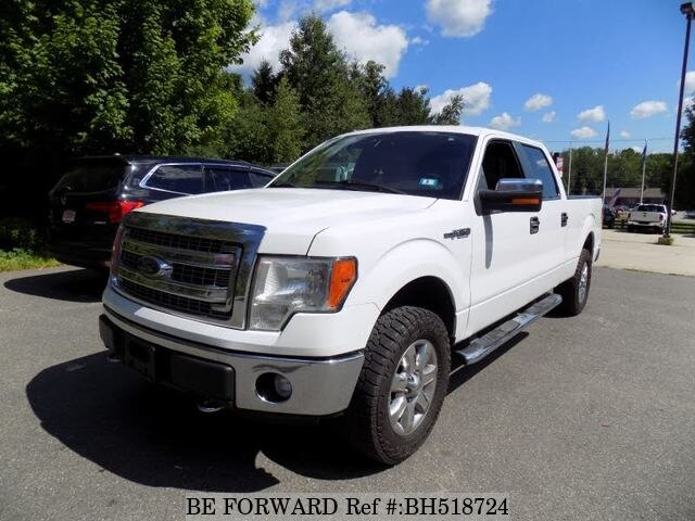 Used 2013 FORD F150 BH518724 for Sale