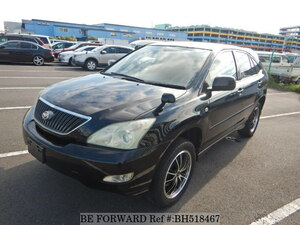 Used 2003 TOYOTA HARRIER BH518467 for Sale