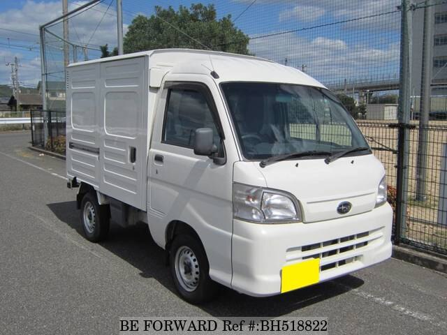 Used 2013 SUBARU SAMBAR TRUCK BH518822 for Sale
