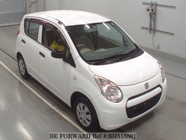 Used 2013 SUZUKI ALTO BH518881 for Sale