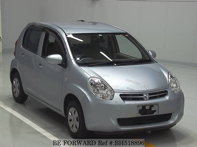 Used 2013 TOYOTA PASSO BH518896 for Sale