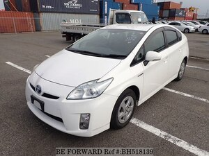 Used 2009 TOYOTA PRIUS BH518139 for Sale
