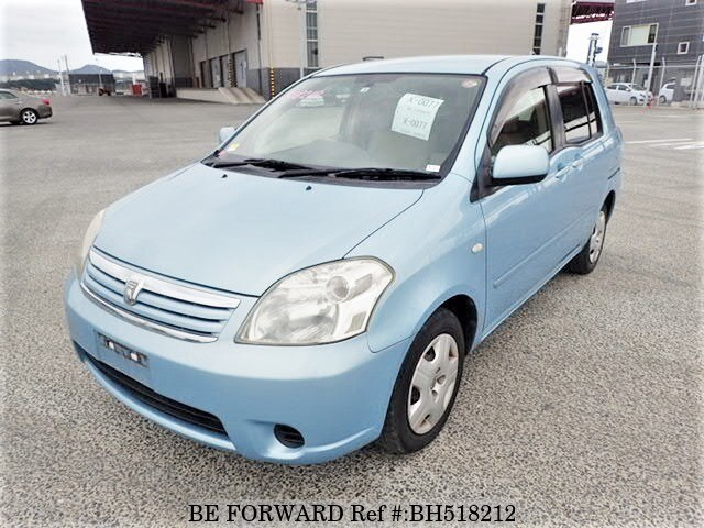 Used 2006 TOYOTA RAUM BH518212 for Sale
