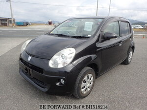 Used 2011 TOYOTA PASSO BH518214 for Sale
