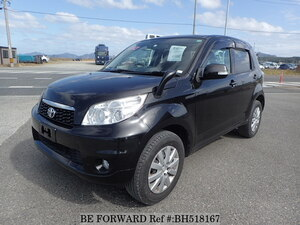Used 2011 TOYOTA RUSH BH518167 for Sale