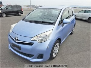 Used 2011 TOYOTA RACTIS BH518053 for Sale