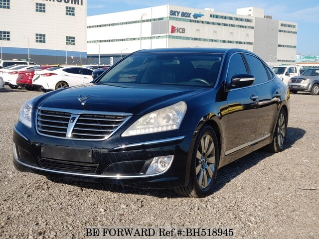 Used 2011 HYUNDAI EQUUS BH518945 for Sale