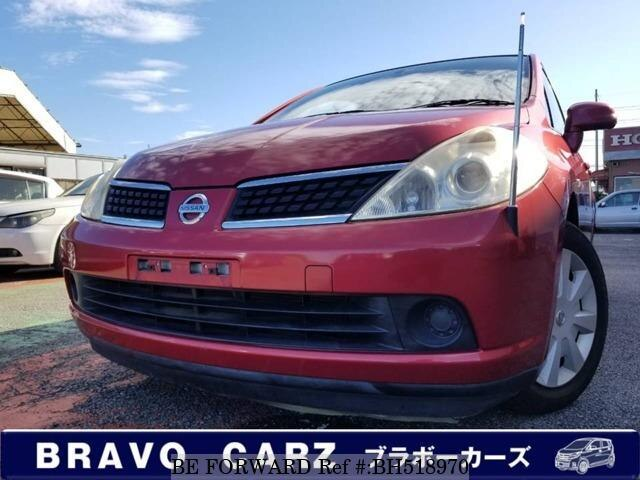 Used 2005 NISSAN TIIDA BH518970 for Sale