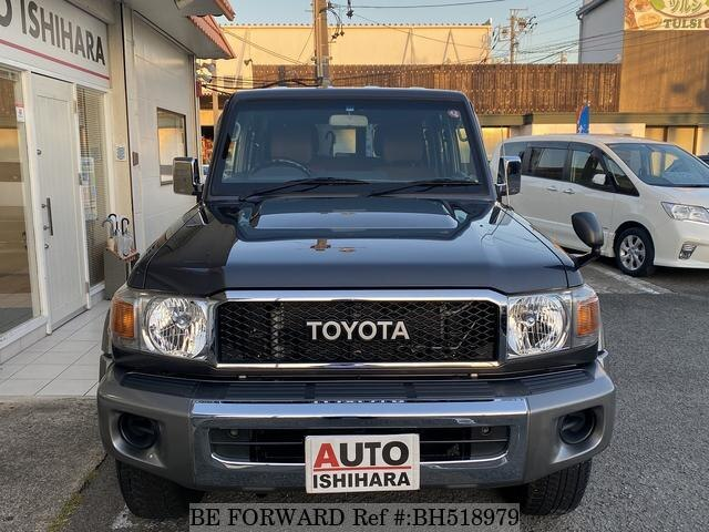 Used 2014 TOYOTA LAND CRUISER BH518979 for Sale