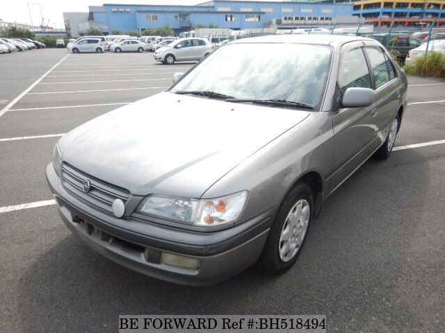 Used 1997 TOYOTA CORONA PREMIO BH518494 for Sale