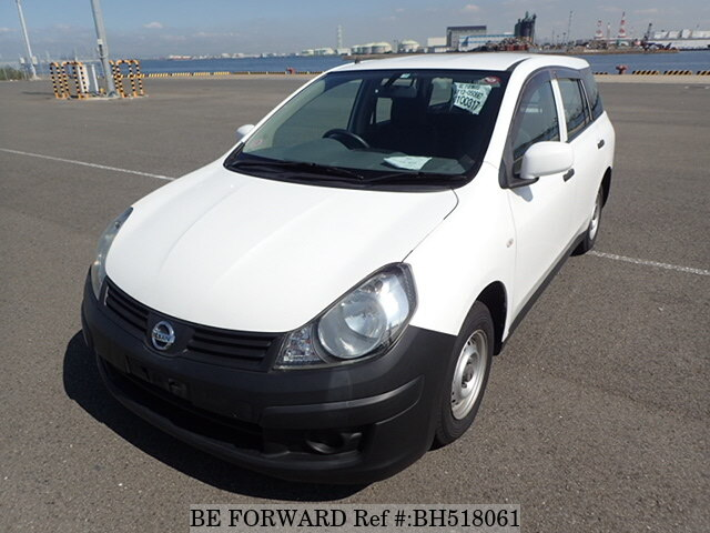 Used 2010 NISSAN AD VAN BH518061 for Sale
