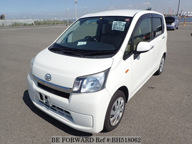 Used 2013 DAIHATSU MOVE BH518062 for Sale