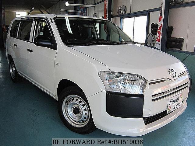 Used 2014 TOYOTA PROBOX BH519036 for Sale