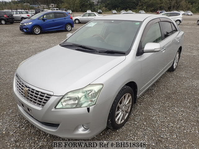 Used 2008 TOYOTA PREMIO BH518348 for Sale