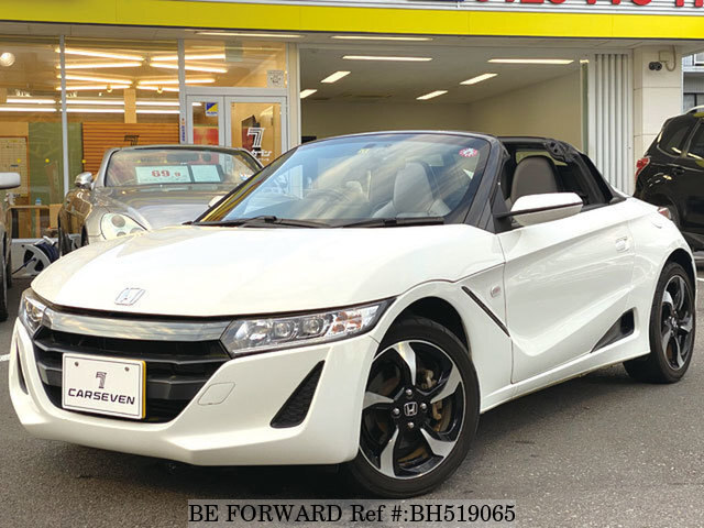 Used 2015 HONDA S660 BH519065 for Sale
