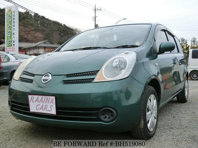 Used 2006 NISSAN NOTE BH519080 for Sale